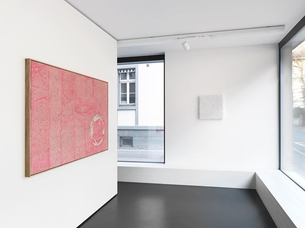Exhibition view: Group Exhibition, Nordic Friends, Anne Mosseri-Marlio Galerie, Basel (22 February–5 April 2019). Courtesy Anne Mosseri-Marlio Galerie.