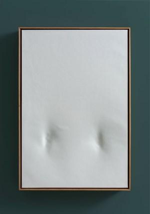 Kneeling Figure III by Cao Yu contemporary artwork