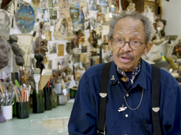 In the Studio: Jack Whitten