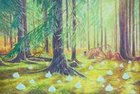Untitled by Jang Jongwan contemporary artwork painting