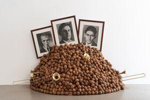 Heralds of Post History by Braco Dimitrijević contemporary artwork