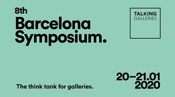 Contemporary art exhibition, Talking Galleries 8th Barcelona Symposium at Ocula Advisory, Barcelona, Spain