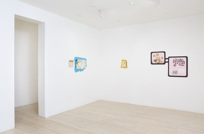 Exhibition view: Mark Rodda, All-Rounder, Gallery 9, Sydney (22 May–15 June 2019). Courtesy Gallery 9, Sydney.