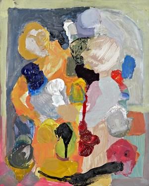 Mountain of Silence (1) by Karen Black contemporary artwork