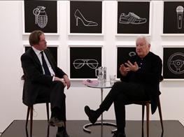 Michael Craig-Martin in conversation with Michael Bracewell
