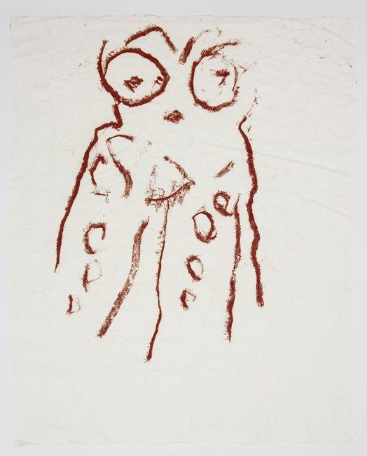 Ocean Body Drawing by Joan Jonas contemporary artwork