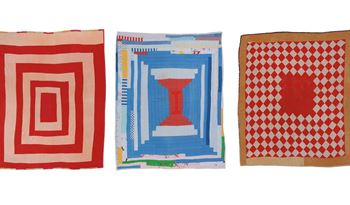The Gee's Bend Quiltmakers                   at Alison Jacques Gallery