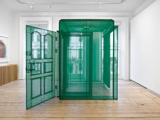Exhibitionview: Do Ho Suh, Lehmann Maupin, London (3 December 2020–20 February 2021). © Do Ho Suh. Courtesy the artist and Lehmann Maupin, New York, Hong Kong, Seoul, and London. Photo: Jack Hems.