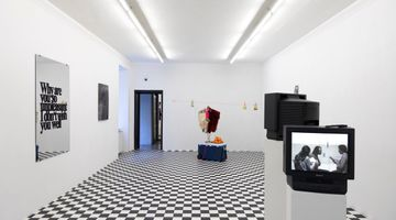 Contemporary art exhibition, Group Exhibition, On the Level or The Man Who Fell Out of Bed Curated by Jannis Varelas at Galerie Krinzinger, Schottenfeldgasse 45, Vienna, Austria
