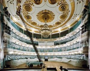 Opera House, Irkutsk, Russia by Andrew Moore contemporary artwork