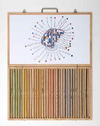 Autoconclusión, 2015 (For Parkett 97) by Abraham Cruzvillegas contemporary artwork mixed media