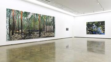 Contemporary art exhibition, Bin Woo Hyuk, Luftwald at Gallery Baton, Seoul