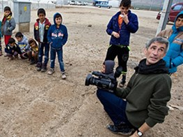 Francis Alÿs to create new work inspired by his frontline experiences in Mosul