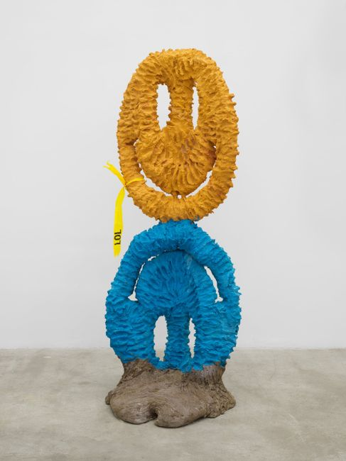 Unfucking Titled Food by Michael Dean contemporary artwork