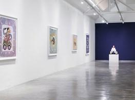 "Heri Dono<br><em>'Zaman Edan' (The Age of Craziness)</em><br><span class=""oc-gallery"">STPI - Creative Workshop & Gallery</span>"