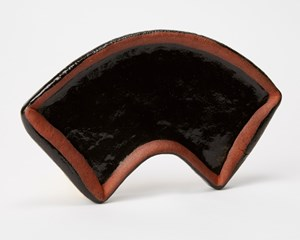 Untitled - Plate by The Estate Of J.B. Blunk contemporary artwork