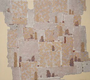 Human Stones in Silence 《奇石花園》 by Dagvasambuugiin Uuriintuya contemporary artwork