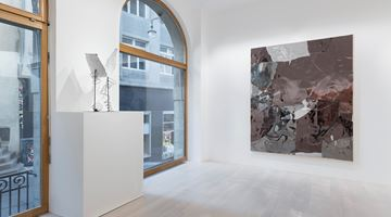 Contemporary art exhibition, Rudolf Polanszky, Hypotetic at Gagosian, Basel, Switzerland