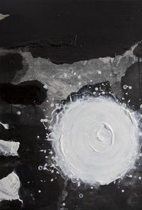 First Drop of Water No. 10 by Jian-Jun Zhang contemporary artwork painting