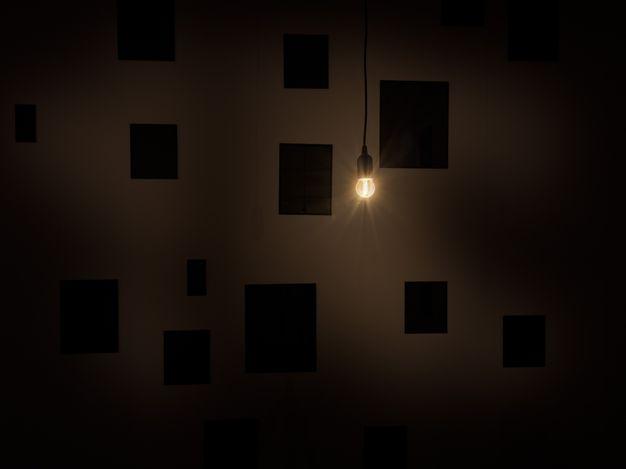 Exhibition view: Christian Boltanski,Danach, Kewenig, Berlin, (28 April–26 June 2021). © Christian Boltanski. Courtesy Kewenig. Photo: Lepkowski Studios, Berlin.