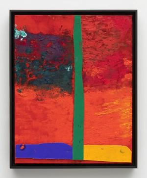 VERT. BUSH DAI DAI. by Sterling Ruby contemporary artwork