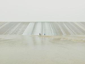 Waterfalls by Zhang Kechun contemporary artwork