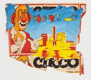 Circo: Cordoba Nuclear Plant by David Wojnarowicz contemporary artwork