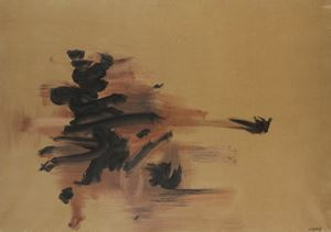 Composition by Nasser Assar contemporary artwork