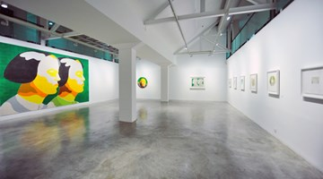 Contemporary art exhibition, Group exhibition, Beyond the Grid at STPI - Creative Workshop & Gallery, Singapore
