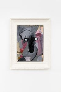 Untitled (10) from Picasso, My Master by Rodney Graham contemporary artwork painting, works on paper