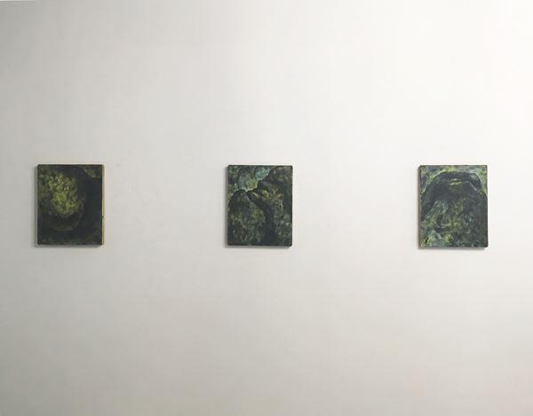 Exhibition view: Katsuro Yoshida, cut-off, Yumiko Chiba Associates, Tokyo (20 April–19 May 2018). ©Katsuro Yoshida. Courtesy Yumiko Chiba Associates.