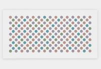 Study for Measure for Measure 40 by Bridget Riley contemporary artwork painting