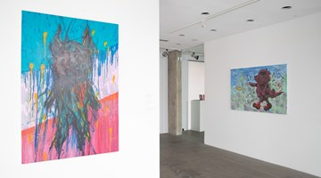 Contemporary art exhibition, Takashi Hara, PigNation—A Story of Humanity at A2Z Art Gallery, Paris