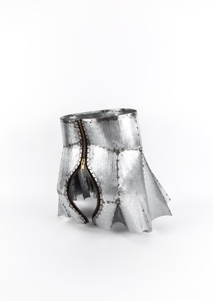 Armour Skirt III by Naiza H. Khan contemporary artwork