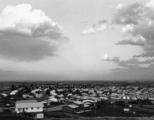 New housing, North Denver, Colorado by Robert Adams contemporary artwork