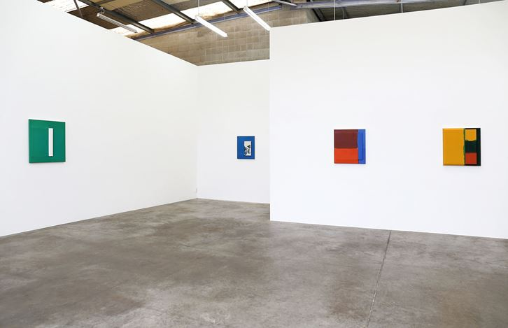 Exhibition view: Oliver Perkins, Pilgrim's Oyster, Jonathan Smart Gallery (27 September–19 October 2019). Courtesy Jonathan Smart Gallery.