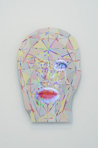 Co++ by Tony Oursler contemporary artwork mixed media