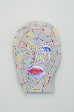C>o++ by Tony Oursler contemporary artwork
