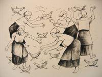 Edition 3 by Anita Magsaysay-Ho contemporary artwork print