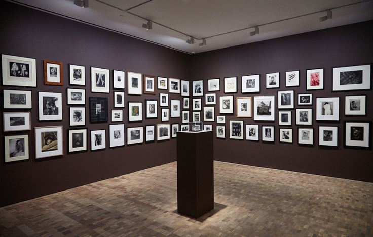 Exhibition view: Group Exhibition, The Sylvio Perlstein Collection. A Luta Continua, Hauser & Wirth, Hong Kong (23 May–27 July 2019).   Courtesy Sylvio Perlstein and Hauser & Wirth. Photo: LCK Studios.