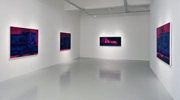 Contemporary art exhibition, Keb Cerda, Dahlia at Yavuz Gallery, Singapore
