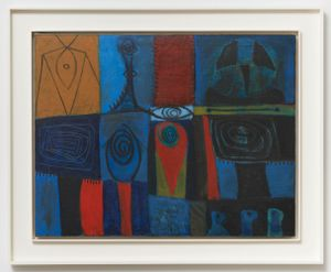 Festival by Adolph Gottlieb contemporary artwork painting