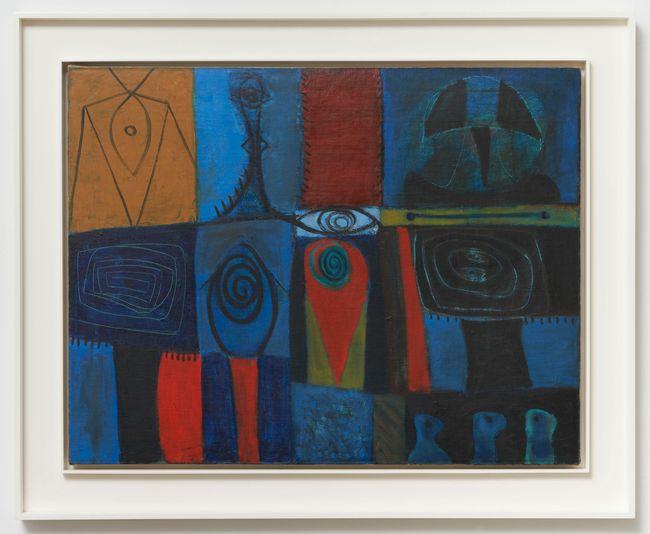 Festival by Adolph Gottlieb contemporary artwork