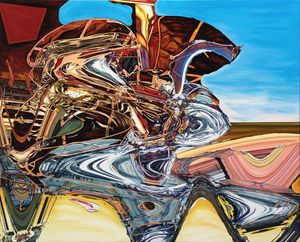 GENEALOGY 1.0 by Jin Meyerson contemporary artwork