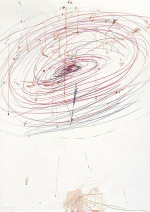 El Calvario 2 by Rebecca Horn contemporary artwork