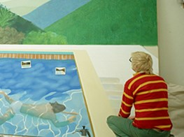 The Passion and Process of David Hockney, Seen in a Restored Documentary