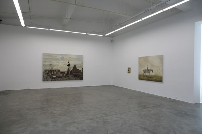 Exhibition view: Ji Lei, Trans-Land, A Thousand Plateaus Art Space, Chengdu (12 August–16 October 2018). Courtesy A Thousand Plateaus Art Space.