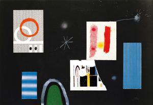 Sans Titre III by Joan Miró contemporary artwork