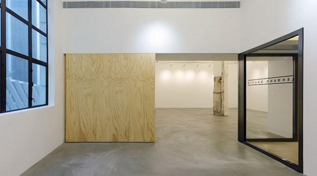Lehmann Maupin contemporary art gallery in Hong Kong