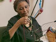 In Sonia Gomes's Hands, Textiles Evoke Resilience